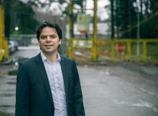 """Peter Buysrogge (N-VA): """"Het is altijd de bedoeling geweest dat het asielcentrum Westakkers een tijdelijk centrum zou zijn. We zijn ondertussen bijna zes jaar verder."""""""