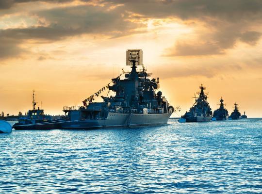 Zeemacht
